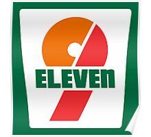 9-Eleven Poster