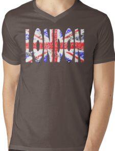 London Glory ... Mens V-Neck T-Shirt