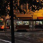 Tram Slavia by Fotofill