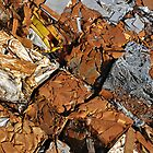 Rusty Scrap by Fotofill