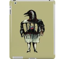 semiotics of inconspicuous consumption iPad Case/Skin