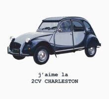 2CV Charleston T-Shirt