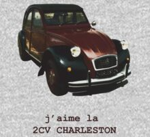 2CV Charleston II by quesrion
