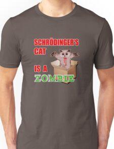 Schrodinger's ZombieCat T-Shirt