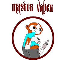 master vaper Photographic Print