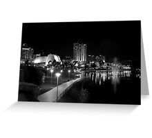 The River Torrens Greeting Card