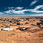 Coober Pedy - South Australia by Joslin Hartley