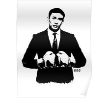 Gennady Golovkin - Suit and Tie Poster
