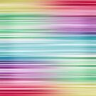 Linear Rainbow Design by BlinkImages