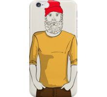 man in fashion clothes iPhone Case/Skin
