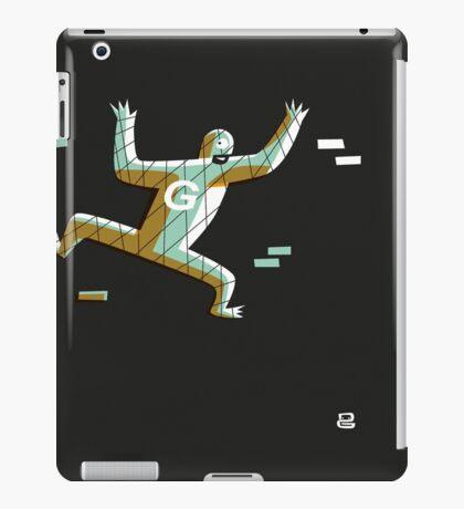 Super G (m) iPad Case/Skin