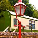 Goathland Station Light by Trevor Kersley