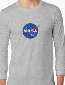 NASA LOGO SERENITY (FIREFLY) Long Sleeve T-Shirt