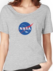 NASA LOGO SERENITY (FIREFLY) Women's Relaxed Fit T-Shirt