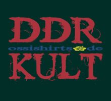 DDR KULT by fuxart
