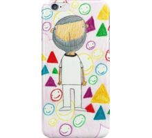 the trippy hippy iPhone Case/Skin