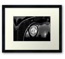 ~Vintage 39 Ford~ Framed Print