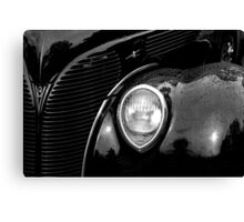 ~Vintage 39 Ford~ Canvas Print