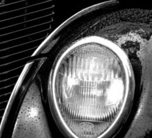 ~Vintage 39 Ford~ Sticker