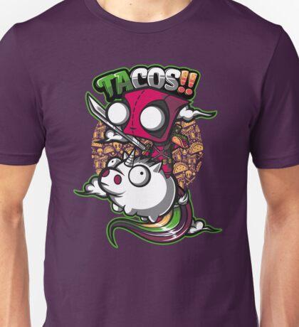 tacos and unicorns  Unisex T-Shirt