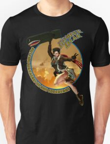 Bomber Dear - Putting Warheads on Axis Foreheads T-Shirt