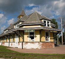 D&H Station by Deborah Austin