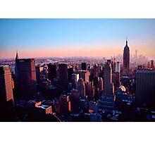 Paint This City. Photographic Print