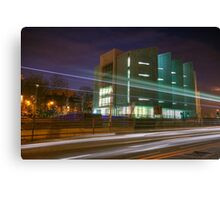 Information Commons Canvas Print