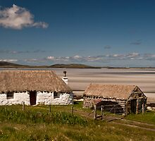 North Uist: Beach House by Kasia-D
