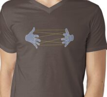 Cat's Cradle Mens V-Neck T-Shirt