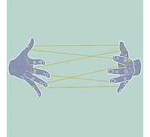 Cat's Cradle Photographic Print