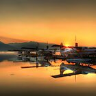 Early morning by Gyuri Nagy
