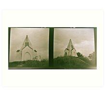 Farley Mount two times Art Print