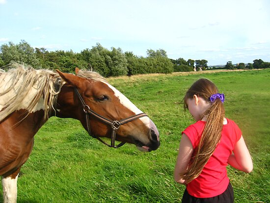 Beth and Diana by Ladymoose