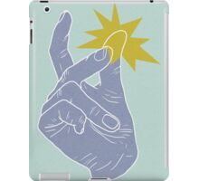 Finger Snapping iPad Case/Skin