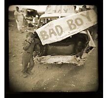 Bad Boy Photographic Print