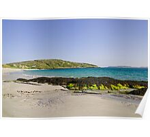 Eriskay: Turquoise Waters Poster