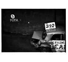 Roosecote raceway - Eno Photographic Print