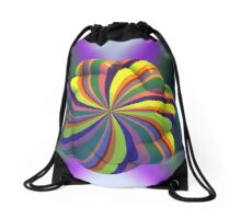 Clutch Drawstring Bag