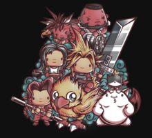 Cute Fantasy VII Kids Tee