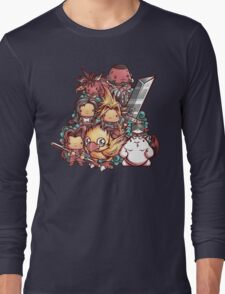 Cute Fantasy VII Long Sleeve T-Shirt