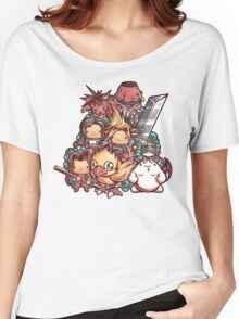 Cute Fantasy VII Women's Relaxed Fit T-Shirt