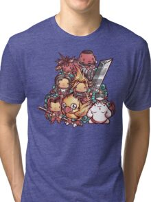 Cute Fantasy VII Tri-blend T-Shirt