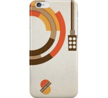Modernist Vinyl iPhone Case/Skin