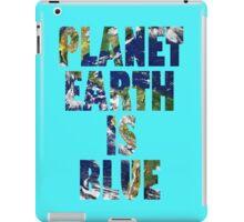 Planet Earth ... iPad Case/Skin