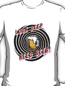 Hypno Beer Trance T-Shirt