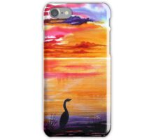 Colours of Sunset   iPhone Case/Skin