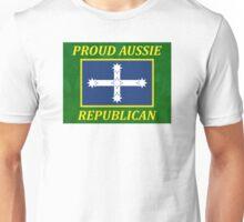 Proud Aussie Republican Unisex T-Shirt