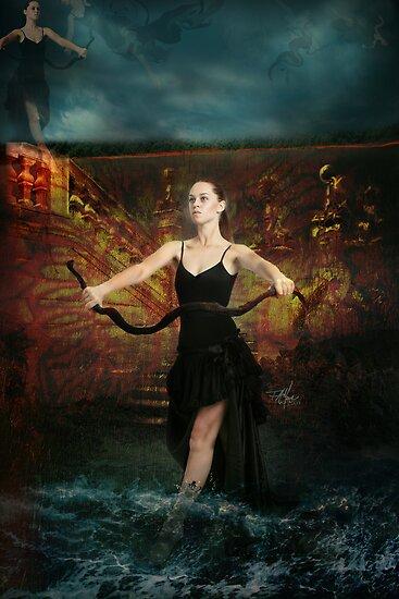 Rain Dance by F.A. Moore