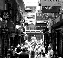 Weekend in Melbourne  by Nicole Barnes